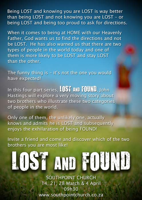 Lost-and-Found-Evite